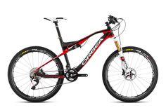 BICICLETA MTB ORBEA OIZ M20 2014 #bikes #bikestocks