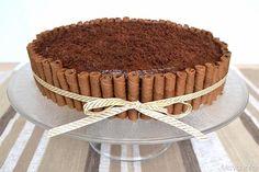 Torta al cioccolato e caffè, scopri la ricetta: http://www.misya.info/2014/01/10/torta-al-cioccolato-e-caffe.htm