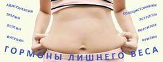 Картинка: Какие гормоны не дают похудеть