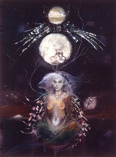 """""""Shrine"""" par Susan Seddon Boulet"""