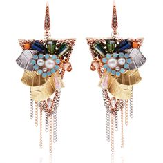 Find More Information about 2015 popular hot brand party bridal mulheres brincos longos borla long elegant  tassel earrings fashion long earring,High Quality earring storage,China earrings ads Suppliers, Cheap earrings brand from Cool Angel Girl on Aliexpress.com