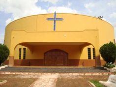 Matriz Nossa Senhora Aparecida - Barra do Jacaré (PR)