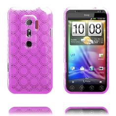 Amazona (Lilla) HTC Evo 3D Cover
