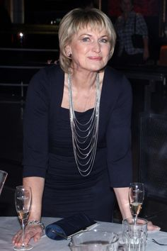 Eliška Balzerová czech actress Pearl Necklace, Cinema, Celebrity, Actresses, Fashion, String Of Pearls, Female Actresses, Moda, Movies