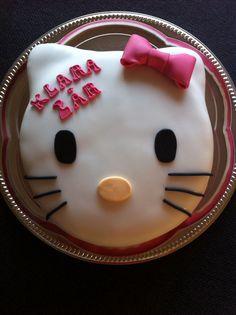 Hello Kitty kage til Klara