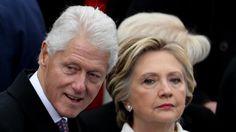 Clintons 'plotting comeback', Chelsea Clinton defends Barron Trump