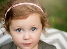 oh Lucy!! Love this girlie! #childphotography #children www.dugganphotographystudio.com