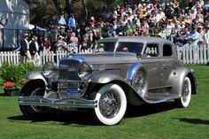 1933 Duesenberg SJ Arlington Torpedo  From Facebook : Classic CARS