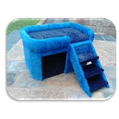 This is not just any bed. Its soft and pretty and your pet will this it is absolutely pawsome and clawsome!  You can also visit my facebook page to interact with other pet parents and be the first to see the new products. https://www.facebook.com/sapetsupplies/ 700mm x 450mm x 400mm    NOTE  This product is made to order and lead time is 5-7 days  We will contact you to discuss the color you would like.