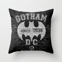 Movies & TV Throw Pillows | Society6