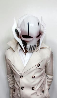 Styling Grievous.
