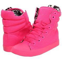 Betsey Johnson Nexuss ($90) ❤ liked on Polyvore featuring shoes, sneakers, betsey johnson sneakers, lacing sneakers, betsey johnson, lace up shoes and betsey johnson footwear