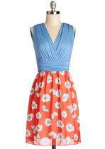 Bliss Beyond Compare Dress | Mod Retro Vintage Dresses | ModCloth.com