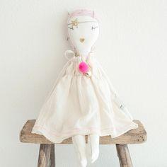 shopminikin - Atsuyo Et Akiko Jess Brown Doll, Ivory, $196.00 (http://www.shopminikin.com/atsuyo-et-akiko-jess-brown-doll-ivory/)