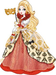 Ever After High - Thronecoming Apple White