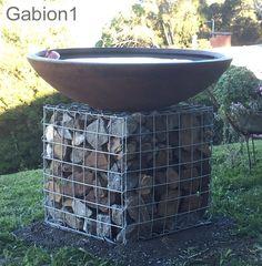 cube as water feature base Bird Bath Fountain, Bird Bath Garden, Love Garden, Garden Features, Water Features, East Facing Garden, Backyard Retaining Walls, Garden Edging, Garden Paths