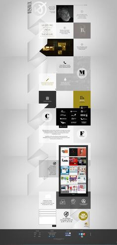Luxe wisiwix.com Web design