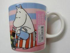 Moomin アラビアムーミン限定マグカップ(2010年サマー 未使用品) 北欧 インテリア 雑貨 家具 Modern ¥5750yen 〆05月12日