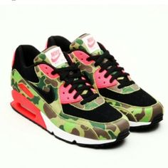f3e38b477d77 Nike Air Max 90 Premium  Duck Hunter Camo  Pack Japanese retailer atmos  keeps the ball rolling with their long list of collaborations this year by  debuting ...