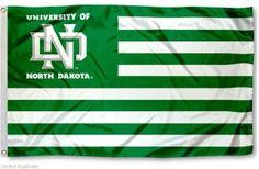 North Dakota Stripes Flag