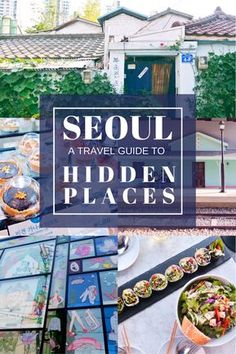A colorful & illustrated travel guide to Seoul. No matter if for a day trip or a longer vacation, Seoul offers so much: Museum exhibitions, traditional architecture next to modern high-rise buildings, parks and restaurants. Follow me around on a weekend in Seoul, discover hidden places, delicious vegan food in Hongdae and Itaewon - and see how I doodle all about my travels in my journal!