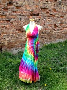 Best Tie Dye Wedding Dresses For Sale