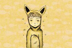 Children's Book Illustration | Hana Acbd