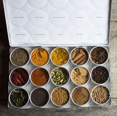 Indian Spice Kit – Yoga International