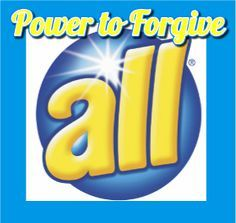 "The Scripture Lady loves creating Bible object lessons for kids! Here is one called ""Power to Forgive."""