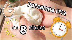 PORCELANA FRíA en 8 Minutos | Pasta Flexible - YouTube