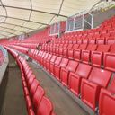 Think Public Seating -Think Ferco Seating Stadium Seats, Public Seating, Projects, Log Projects, Blue Prints