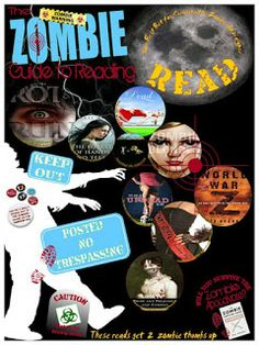 Zombie Survival programming? Yes, please.  http://www.teenlibrariantoolbox.com/2012/09/tpib-bring-out-your-dead-zombie.html