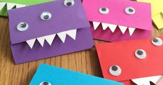 Kindergeburtstag-Mottoparty-Monsterparty mit Einladungen, Monsterspielen, Monsterkuchen, Mitgebseltüten und Pinata