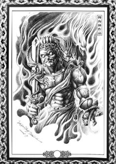 150 Hailin Fu tattoo design Vol 2 - 6 | Tube Tattoo