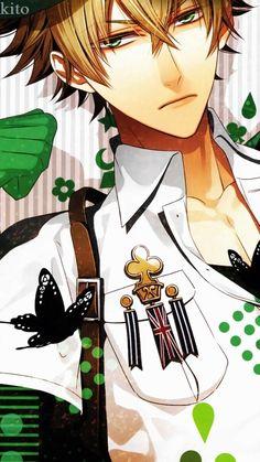 Kent Amnesia Otome Game, Amnesia Ukyo, Manga Boy, Anime Boys, Amnesia Memories, Art Bin, Bishounen, I Love Anime, Anime Style