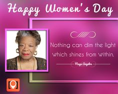 #CatchMe wishes #Women's Day to all.