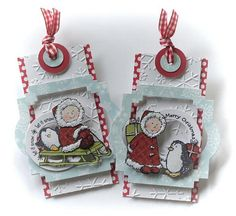 Holiday Tags by Peet R, via Flickr
