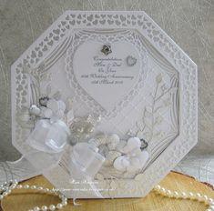 Diamond Wedding Anniversary card.