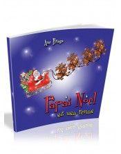 Capa do livro Papai Noel só usa renas (Ane Braga).