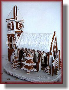 Dekorativní perníčky   Vánoční perníčky
