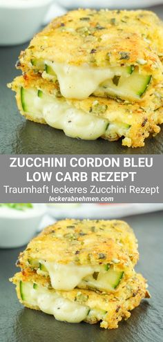 No Carb Recipes, Healthy Low Carb Recipes, Zucchini Cordon Bleu, Midweek Meals, Eating Habits, Food Inspiration, Dinner Recipes, Food And Drink, Veggies