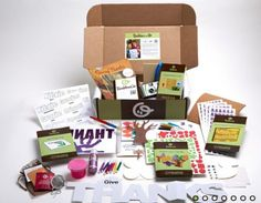 Who doesn't love a business that makes life easier? Well, that's what subscription boxes — where subscribers receive a package of goods on a monthly basis — have started to do for parents.