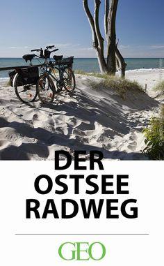 Fahrradtour: Der Ostsee-Radweg