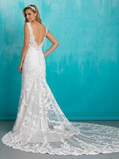 Allure Bridals Style 9304 Available Exclusively At Encore Bridal