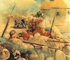 Battle of Isandlwana Rorkes Drift Military Art, Military History, Royal Horse Artillery, Crimean War, British Armed Forces, African Tribes, Historical Artifacts, British Army, British History