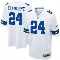 NFL Jersey's Nike Morris Claiborne Dallas Cowboys Infant Game Jersey - Navy Blue