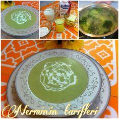 MALZEMELER: yarım kilo brokoli yarım su bardağı süt 1 çorba kaşığı un 100 süt kreması 1 çorba kaşığı tereyağ 1 çorba kaşığı sıvı yağ...