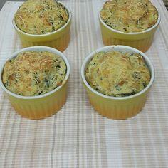 Spinach Soufflé