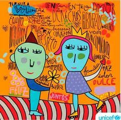 Proyecto de arte Milo Lockett Face Expressions, Bart Simpson, Art For Kids, Needlework, Deco, Illustration, Artwork, Painting, Fictional Characters