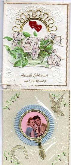 Fantasie 15x - handgemaakte kaarten